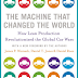 Book Review: THE MACHINE THAT CHANGED THE WORLD
