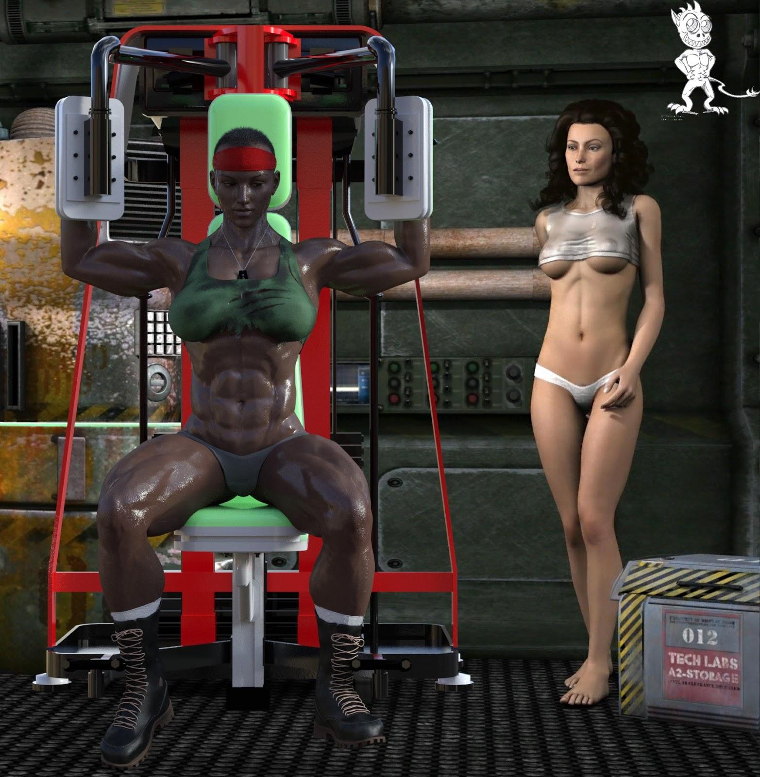 Jenette Goldstein Nude Pics
