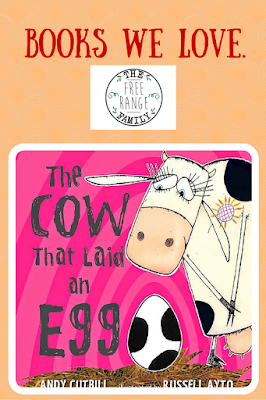 the cow that laid an egg book review