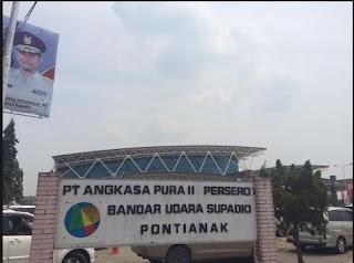 Bandar Udara Internasional Supadio, Pontianak