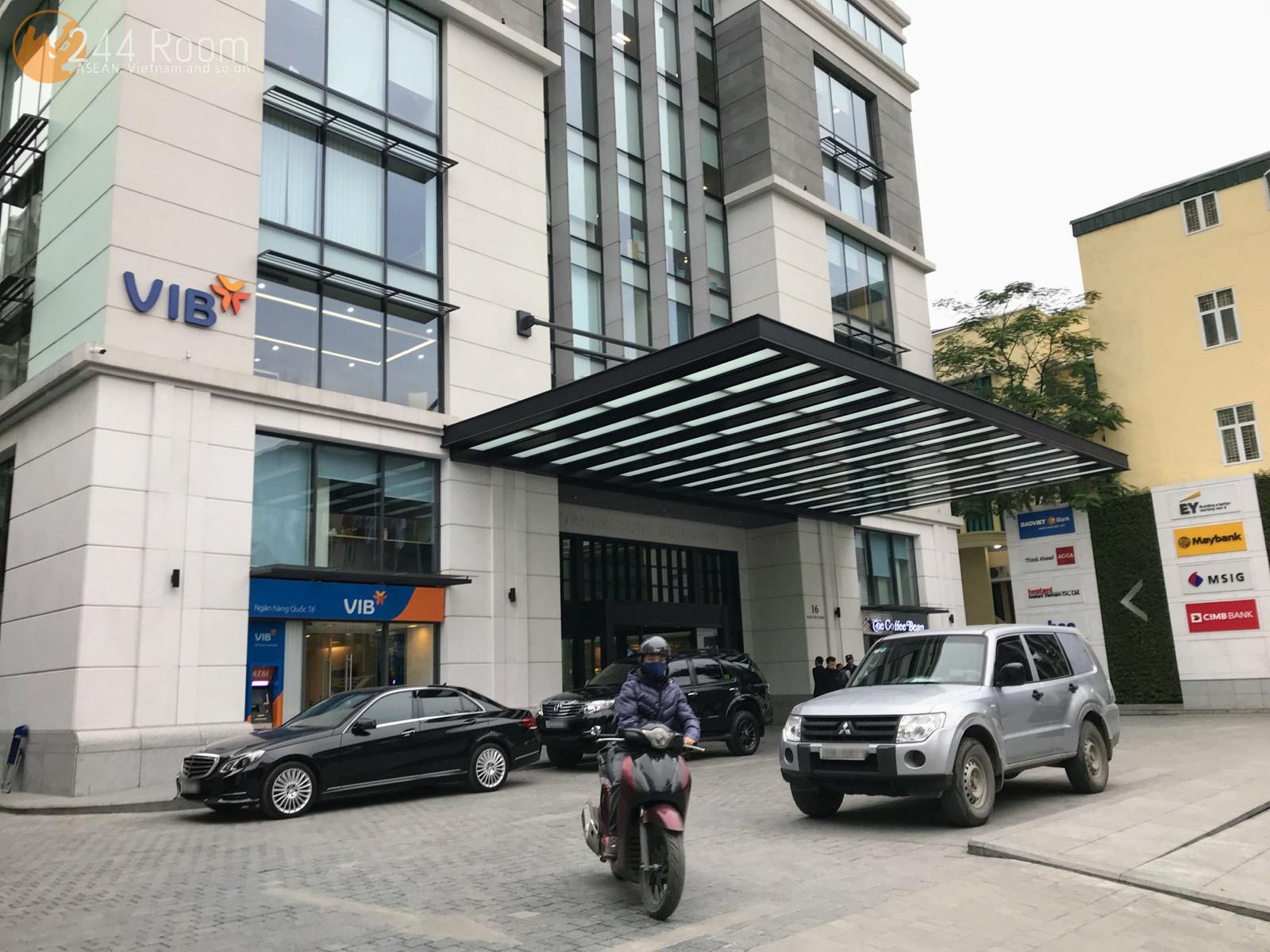 Corner-stone-building-hanoi コーナーストーンビルディング2