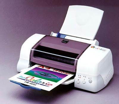 Epson Colorio PM-800Cドライバーダウンロード