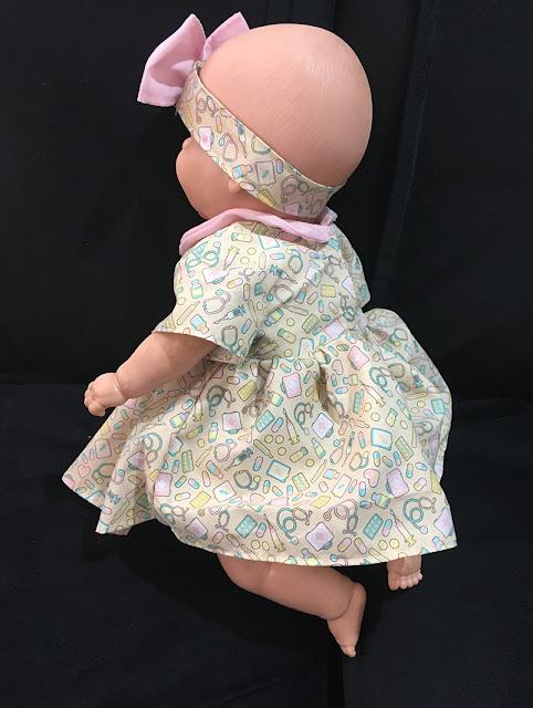 boneca bebê dodói