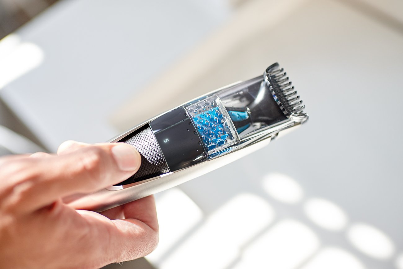Vacuum trimmer Wireless