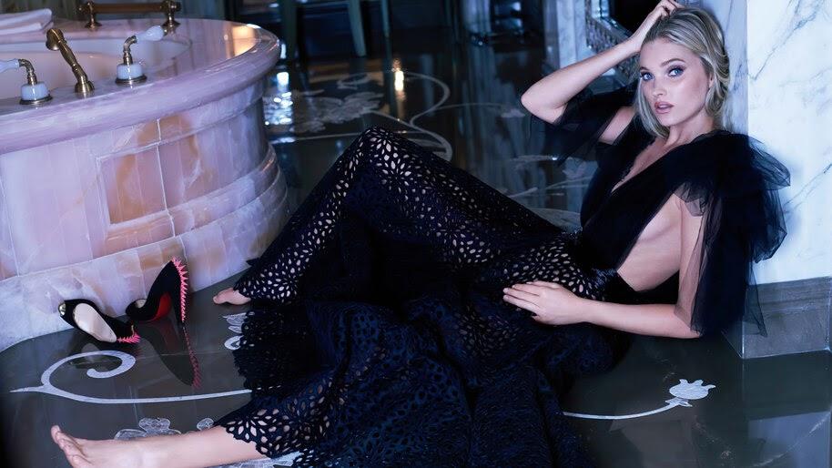Elsa Hosk, Beautiful, Model, Photoshoot, 4K, #6.322