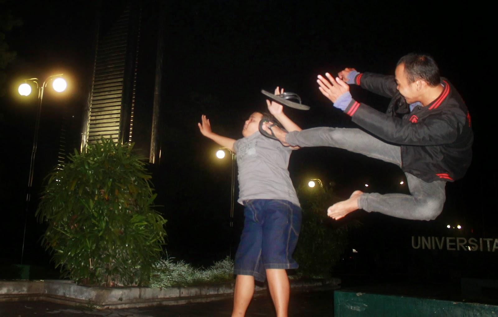 Teknik Jump Shoot