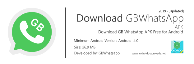 GBWhatsApp File Details for Android