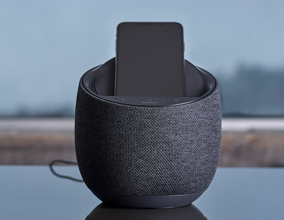 SOUNDFORM ELITE™ Hi-Fi Smart Speaker + Wireless Charger