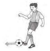 Permainan Sepak Bola Materi Pembelajaran Mapel Penjaskes Kelas 7 SMPN 3 Mojogedang