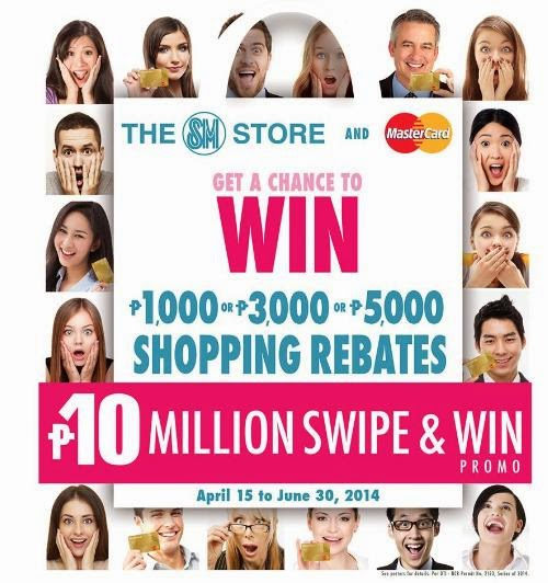 SM MasterCard Promo, SM store, SM MasterCard Promo, Philippines promotion and contest