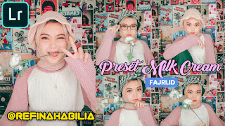 Preset Lightroom Milk Cream DNG & XMP