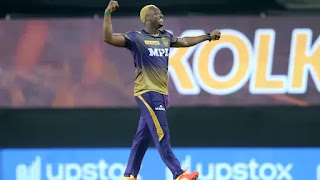 Andre Russell 5-15 vs Mumbai Indians Highlights