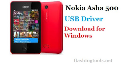 Nokia Asha 500 USB (ROM) Driver Download Free