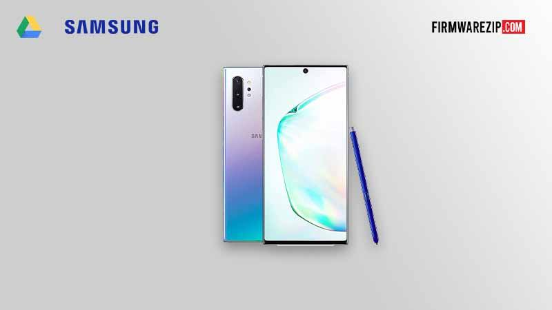 Firmware info of Samsung Galaxy Note10+ [SM-N975F]