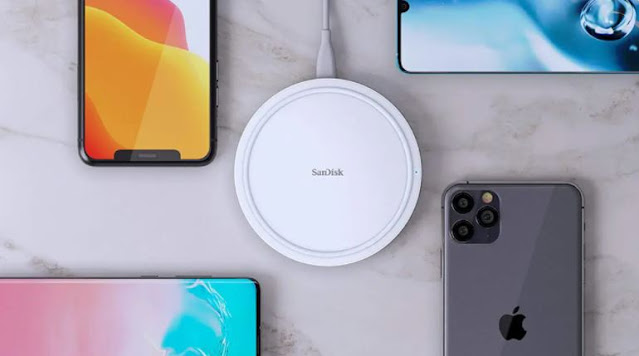 [Test] SanDisk Ixpand Wireless Charger 15W: the extra wireless charger