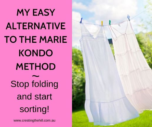The simple solutions for when your wardrobe needs more than a new folding technique. #declutter #tips