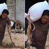 Meski Hidup Tanpa Kaki, Tapi Pria Ini Selalu Bekerja Keras Agar Anaknya Tetap Bisa Sekolah!