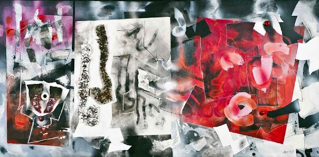 Juan T. Vázquez Martín - Cuban Abstract Painting
