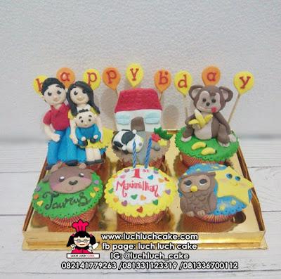 Cupcake Keluarga