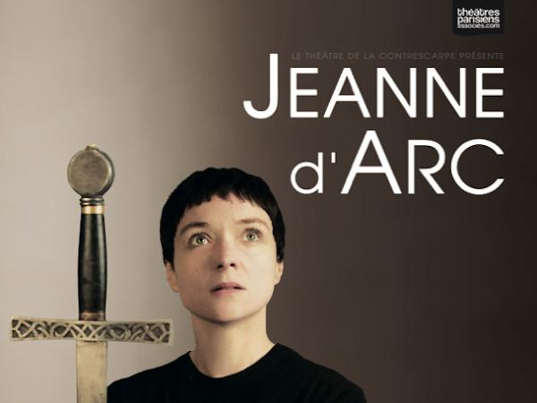 Jeanne d'Arc de Monica Guerritore