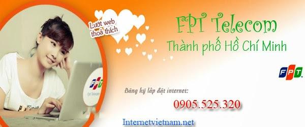 Đăng Ký Internet FPT Xã Bình Hưng