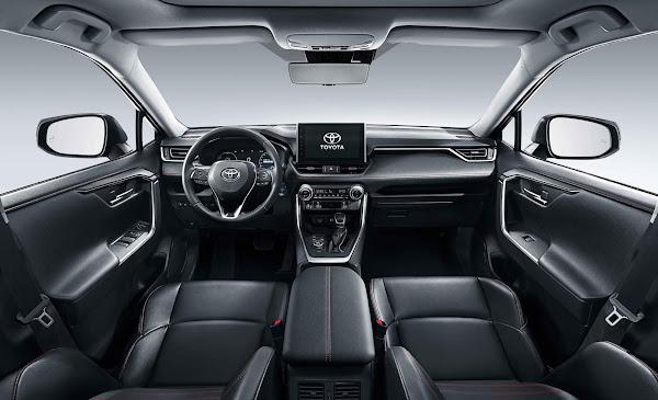 Toyota Wildlander 2021 PHEV chega para enfrentar o Tigual L na China