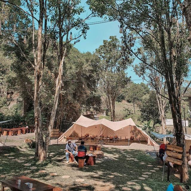 Coffee Camp di Bandung Terbaru