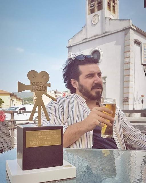 Arbëria Viva, the Albanian Arbër Agalliu triumphs at the Fashion Movie of Cosenza