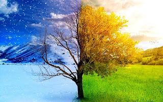 Χειμώνας και άνοιξη