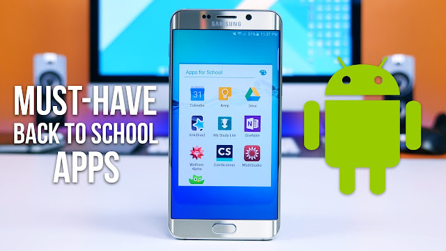 Back to school android apps