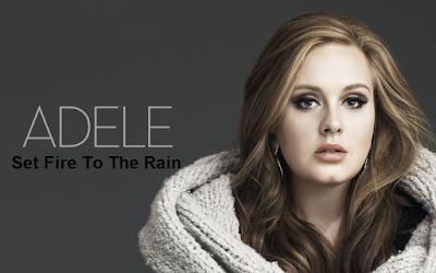 Chord Gitar Adele - Set Fire To The Rain