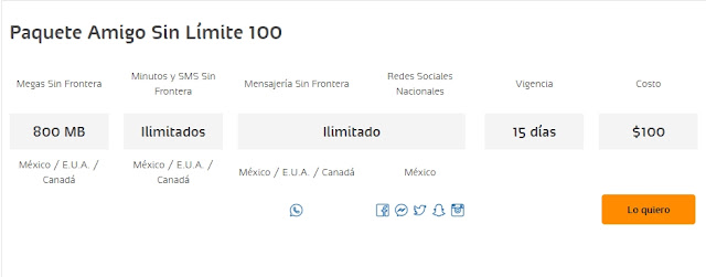 amigo sin limite 100