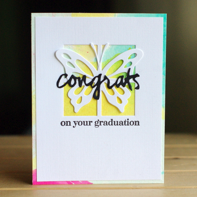 Four Graduation Cards Leigh Penner @liegh148 #cards
