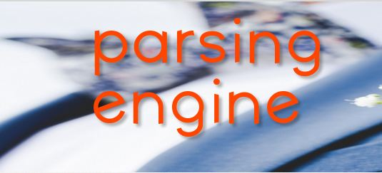 parsing engine