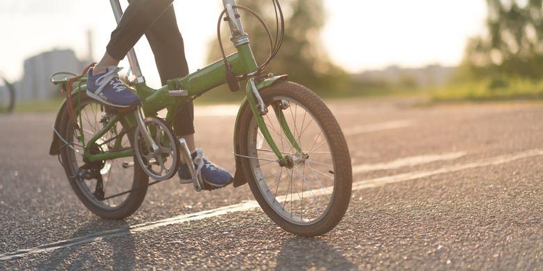 Lebih dari Sekedar Trend, Bersepeda untuk Kesehatan didukung oleh digibank KTA