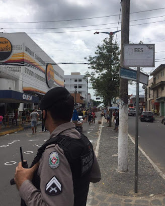 Polícia Militar prende em Guarabira suspeito de descumprir medida protetiva
