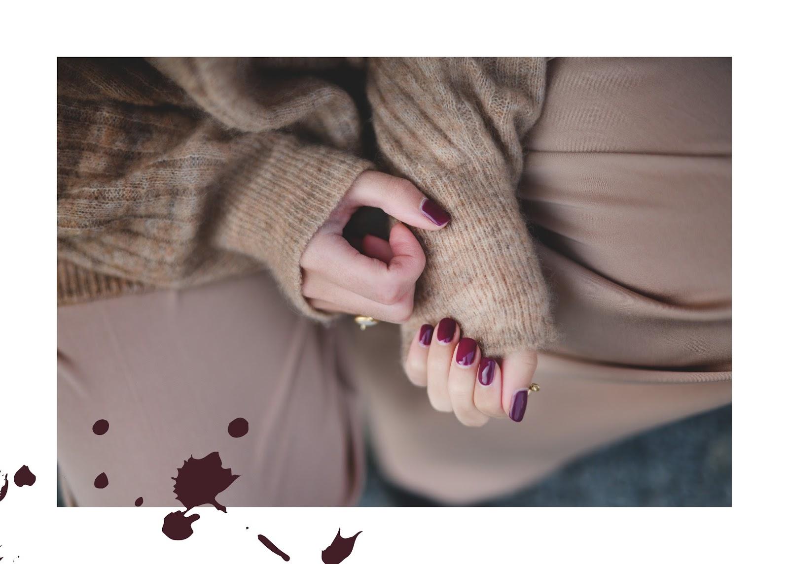 Manicure Tytanowy Czy Hybrydowy Justyna Polska Fashionblogger