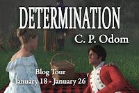 Blog Tour: Determination by C P Odom