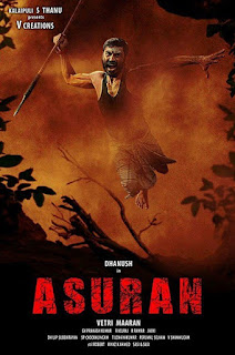Asuran 2019 Hindi Dubbed 720p WEBRip