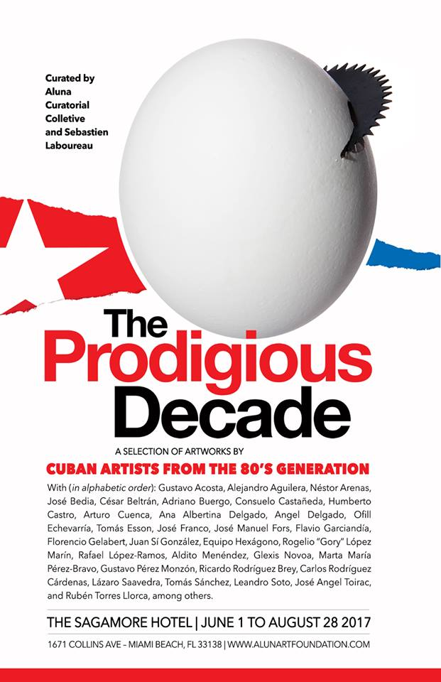 Los lirios del jardín: CUBAN ARTISTS: THE PRODIGIOUS DECADE