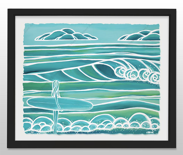 surf art of Hawaii 2020