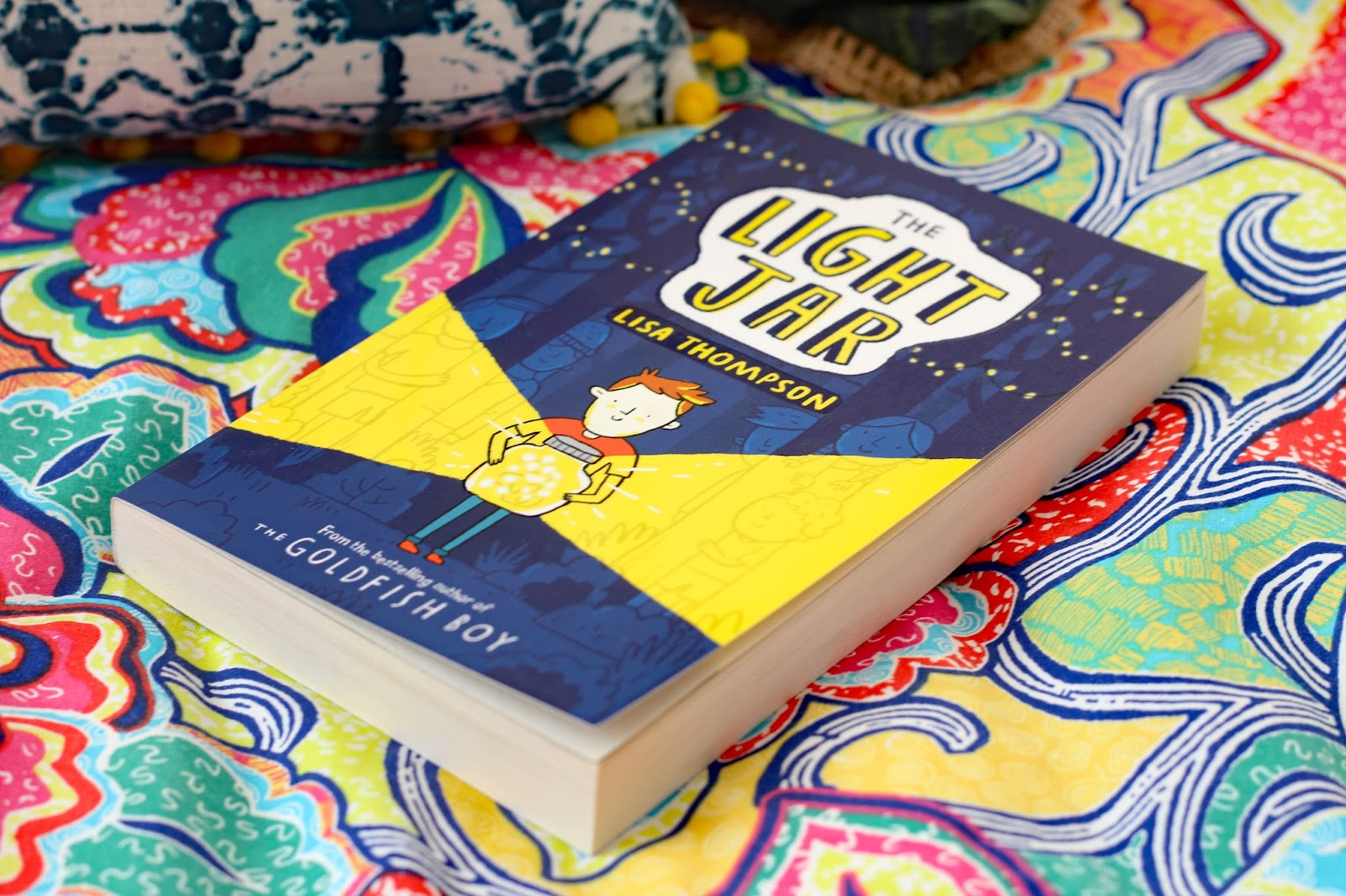 The Light Jar | Book Review book bloggers UK lifestyle children's YA