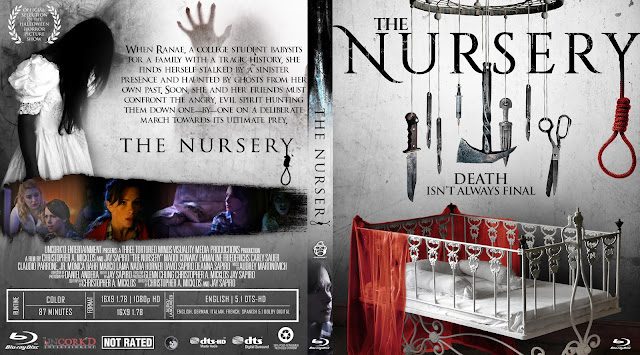 The Nursery Bluray Cover