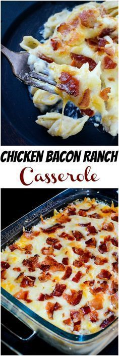 If you know me, you know I am in love with BACON and with PASTA. Put them together in a outstanding casserole? I am in complete Heaven!