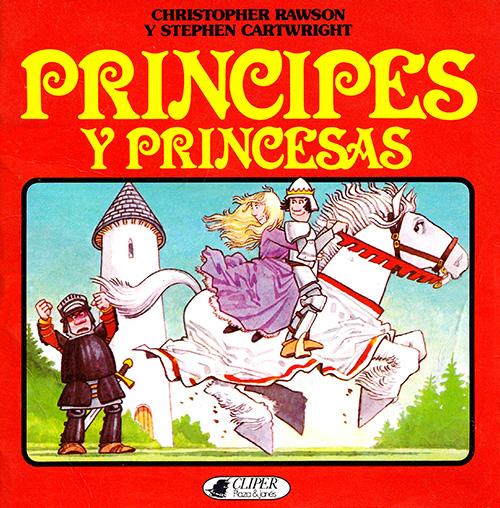 Libros Cliper de Relatos tradicionales Príncipes y princesas