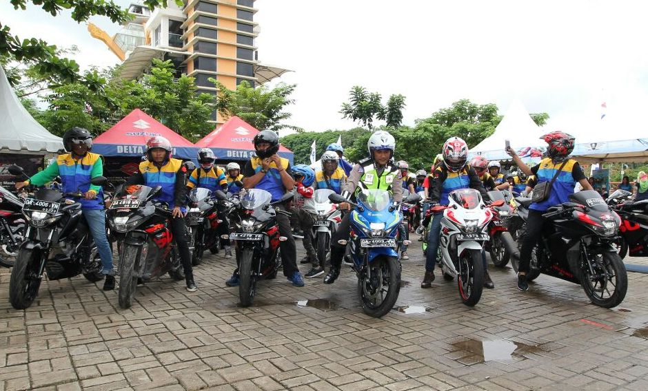 Konsumsi Bbm All New Kijang Innova Bensin Toyota Yaris Trd Sportivo Review Suzuki Biker Meet Kalimantan, Gelar Donor Darah Para ...