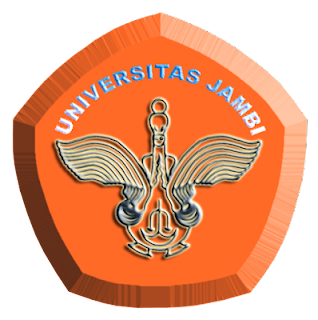 Download Logo Unja Jambi PNG Lambang Universitas Jambi Berwarna Transparan HD