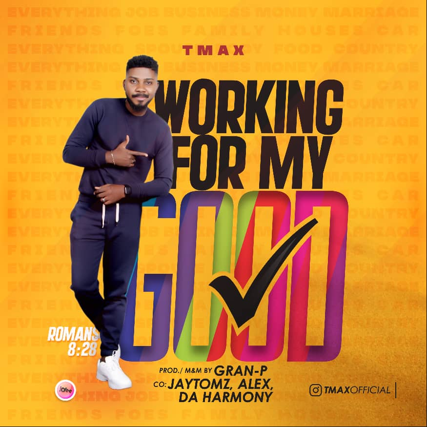 TMAX - Working For My Good Mp3 Download