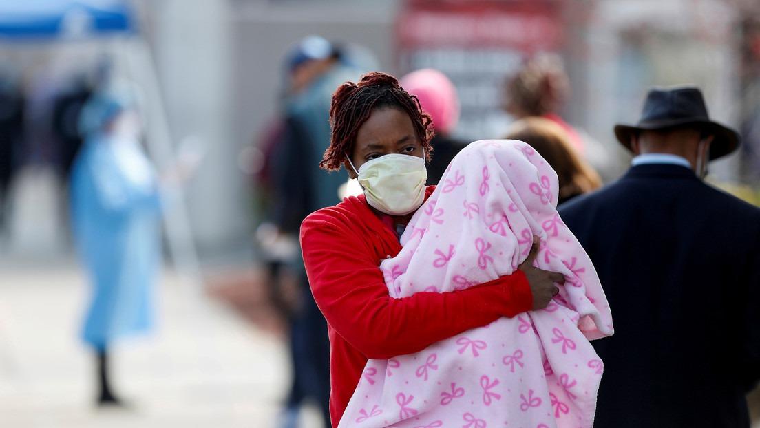 Una mujer asintomática contagia de coronavirus a 17 de sus 18 hijos