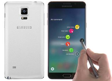 Samsung Galaxy Note 5 SM-N920V Harga serta Spesifikasi